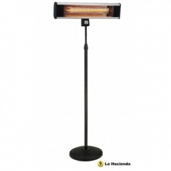 Adjustable Patio Heater with Remote Control