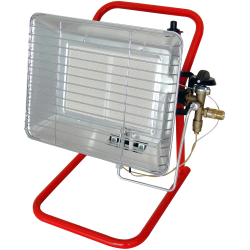 Adjustable Gas Site Heater