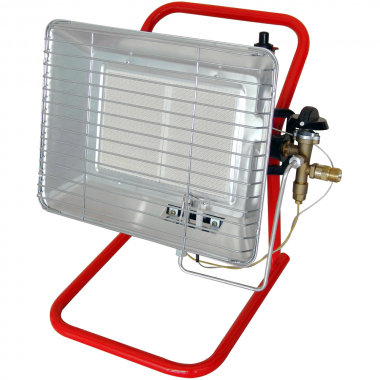 Adjustable Portable Gas Site Heater