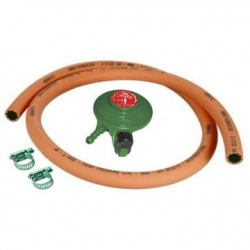 Patio Gas Regulator and Hose