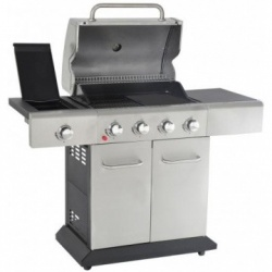Meteor Select Stainless Steel Gas Barbecue