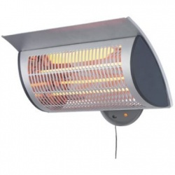 2kW Wall Mountable Patio Heater