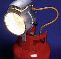 Bulfinch Miniflood Gas Light