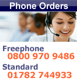 Telephone Ordering