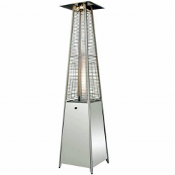Pyramid Gas Flame Patio Heater