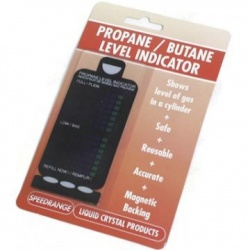 Butane or Propane Gas Level Indicator
